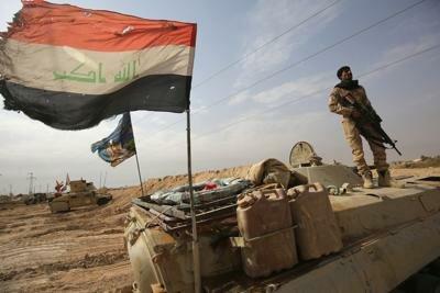 Evento politico:Fine guerra Iraq