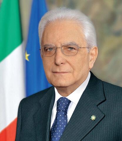 Evento politico:Sergio Mattarella presidente