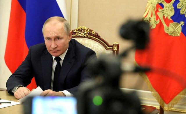 Evento politico:Putin eletto per la 4°volta