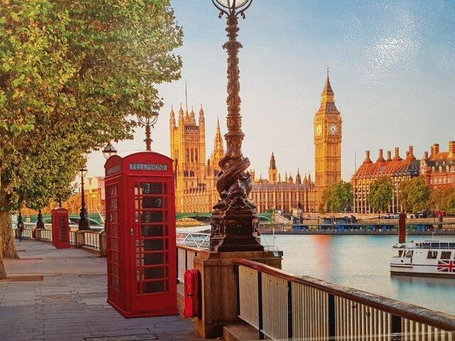 Viatge a Londres