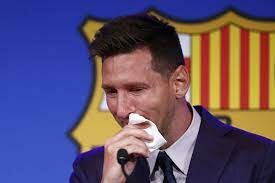 Messi sen va del Barça