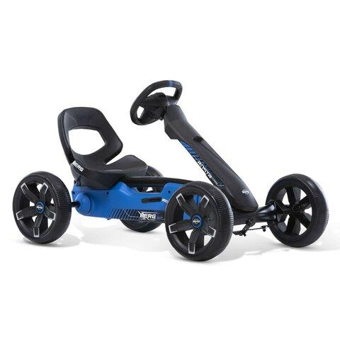 Cotxe de regal, gegant de pedals