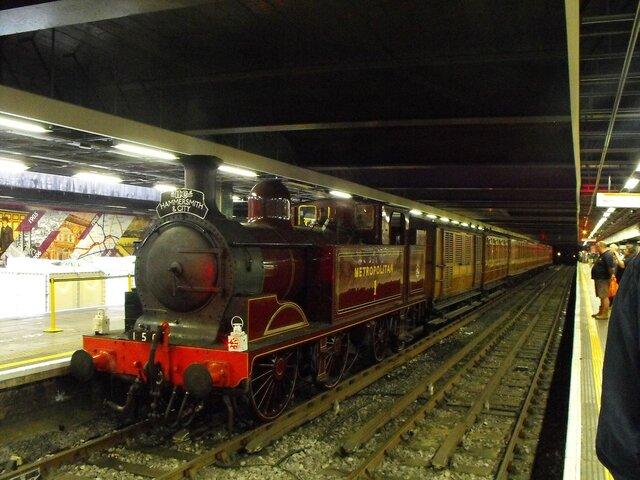 Лондонского метрополитена
