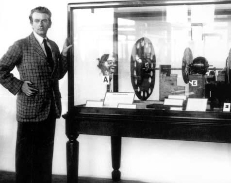 Paul Gottieb Nipkow inventó el disco de Nipkow