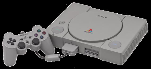 Lanzamiento de la PlayStation