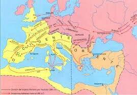 Caiguda del Imperi Romà d'occident
