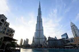 Inauguració Burj Khalifa