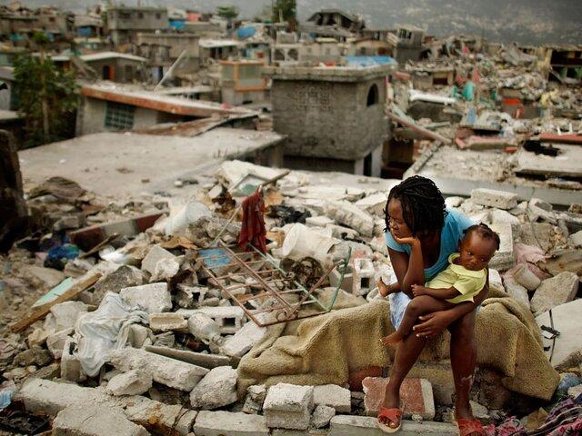 Terratremol Haiti (clima)