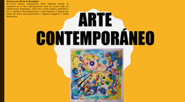 Arte Contemporáneo  timeline