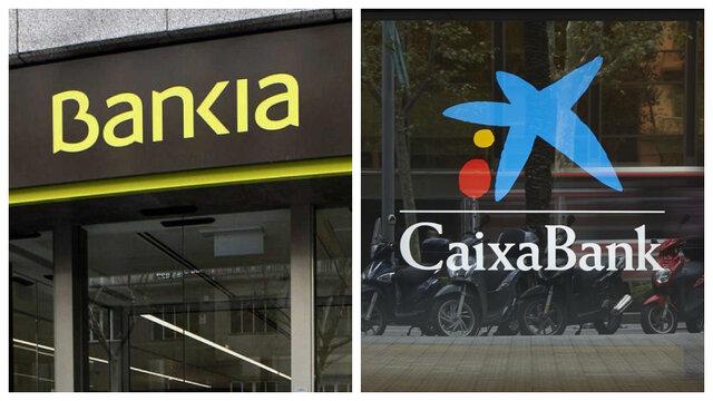 Bankia i Caixa es fusionen