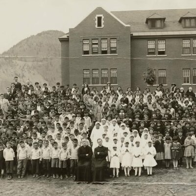 Timeline about History of Residential Schools In Canada