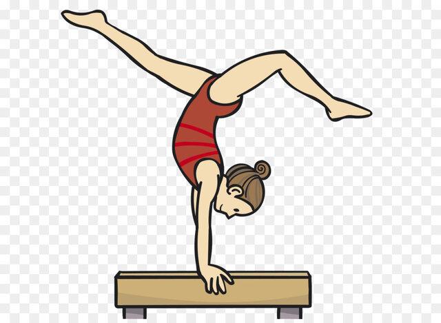 començo a fer gimnastica artística