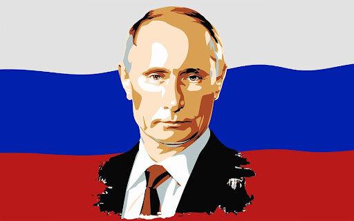 Putin president de Russia (polític)