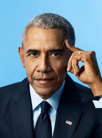 Barack Obama elegit (polític)