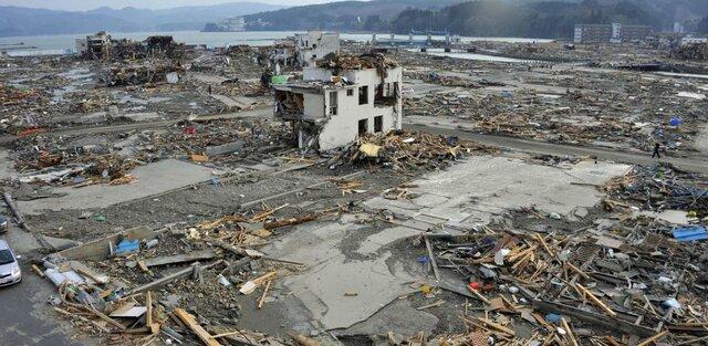 Terremot Japó 2011 (climàtic)