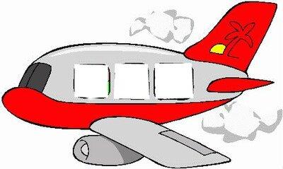 Primera vegada en avió