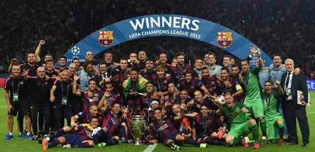 Miro la primera final de la champions (futbol)