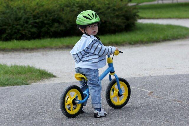 cuan vaig començar anra amb bici