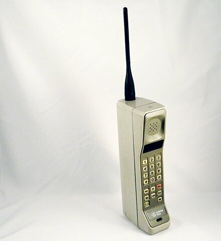 Mobile Phone Martin Cooper
