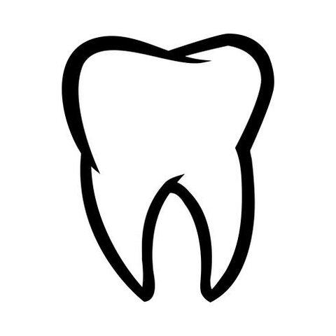 se'm cau la meva primera dent