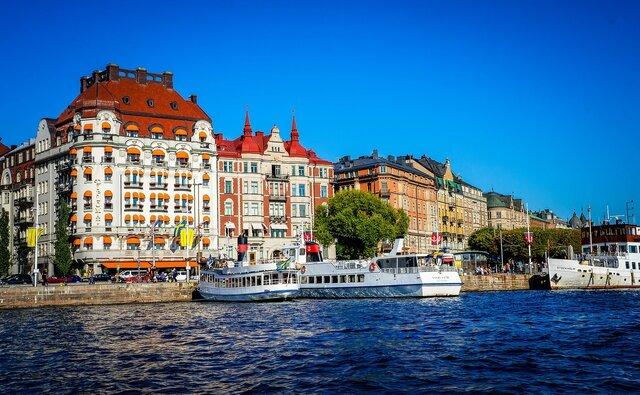Viatge a Suecia