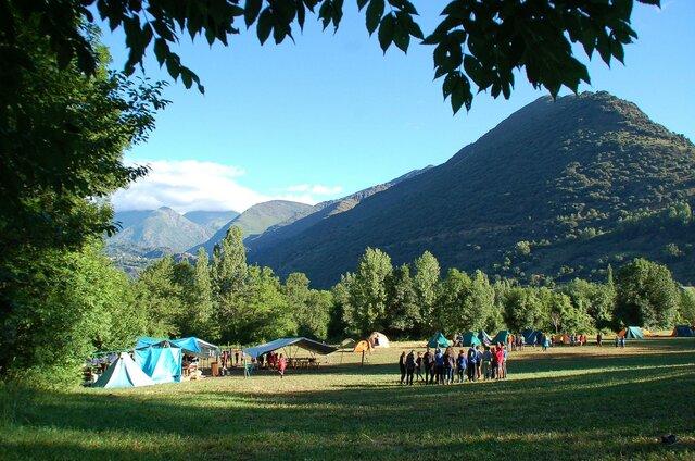 Primers campaments (13 dies)