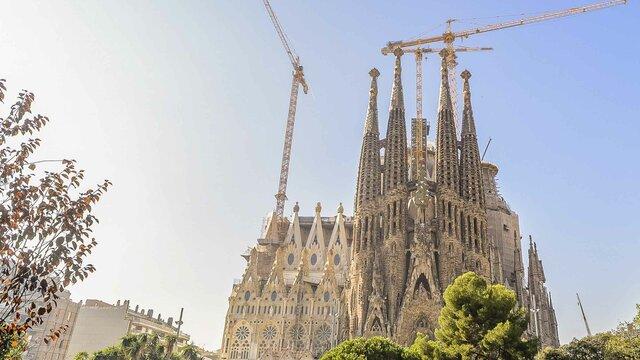 3,2 Milions de visites al museu de la Sagrada Família (Cultural)