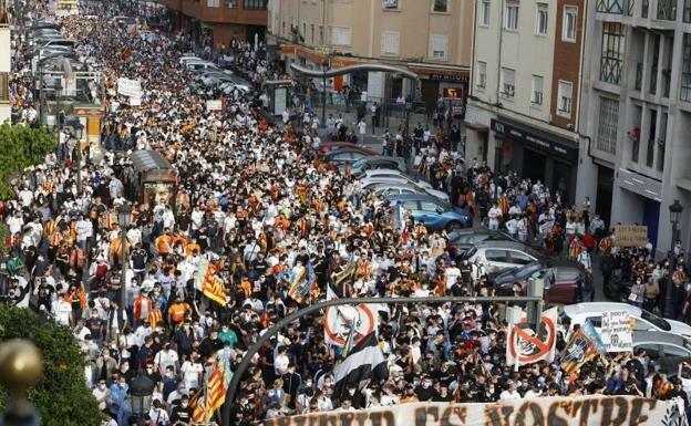 Manifestació cívica i social (social)
