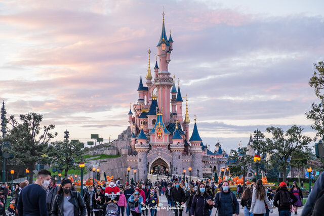 Viatge Disneyland paris