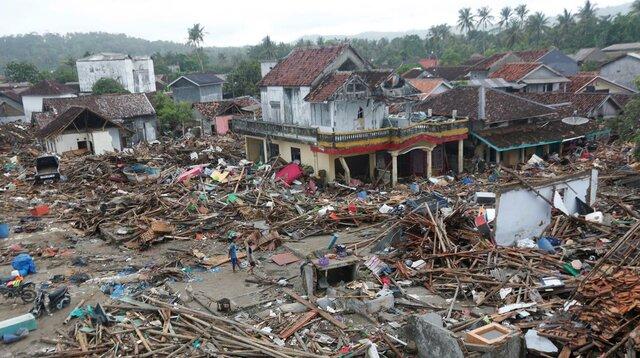 Tsunami a Indonesia