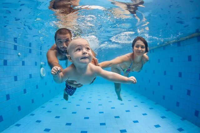 Aprendre a nadar