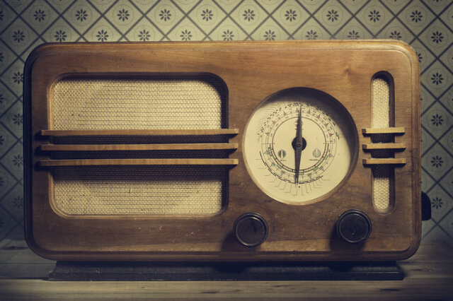 film and radio became very popular