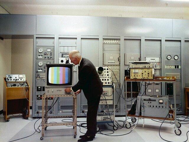 Colour Televison