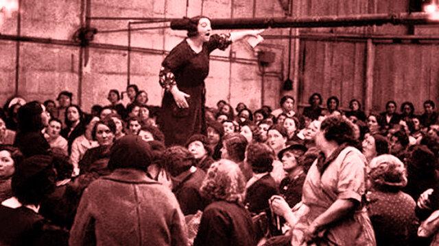 Siglo XX Revolución de las mujeres