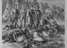 Hamboldt Bay Massacre