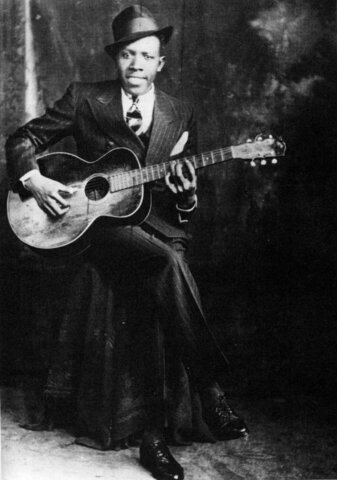 Bluesman Discovered