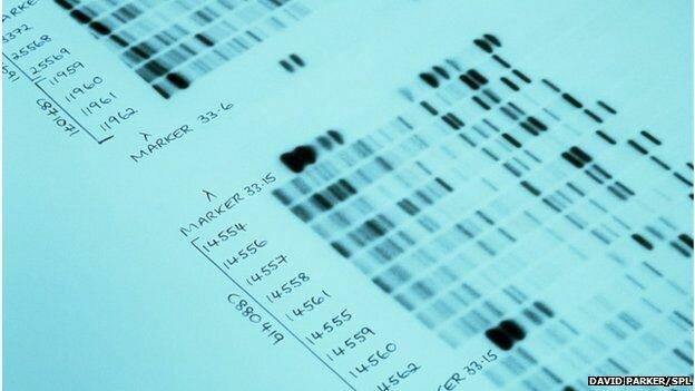 DNA technique for unique ID