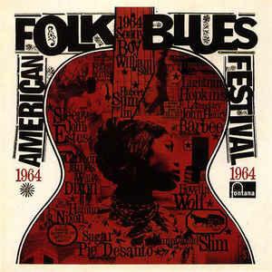 First Folk Blues Records