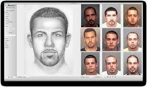 Facial sketches matched to photos