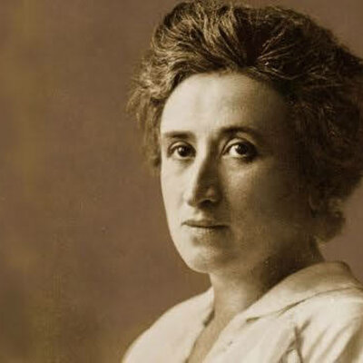 ROSA LUXEMBURGO Biografía 1871-1919 timeline