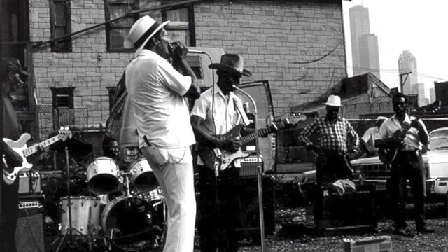 Muddy Waters and Chicago Blues