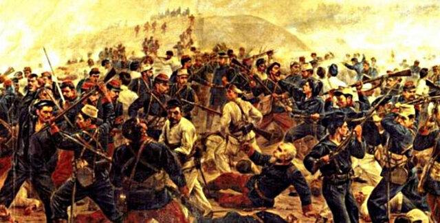 Guerra contra la confederación