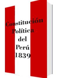 La Constitución de 1839 (Huancayo)