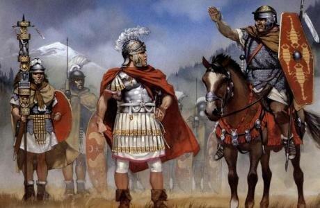 Arribada dels Romans a la Península Ibèrica