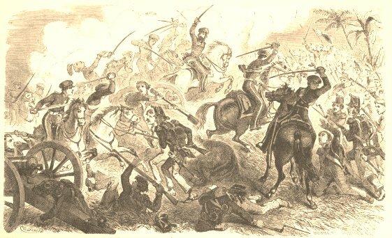 Batalla de La Palma