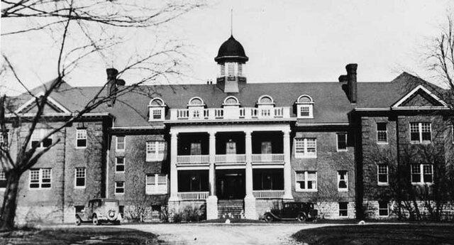 The First boarding School Begins