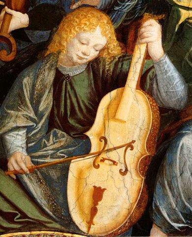The Violin (1501-1530)