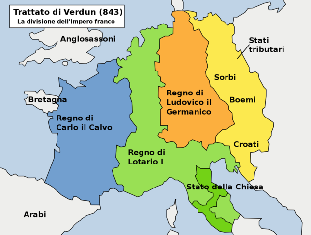 Trattato di Verdun