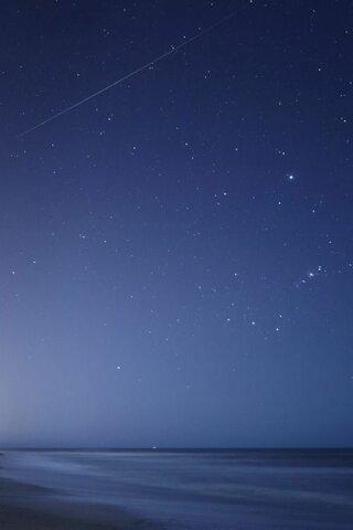 Primera pluja d'estrelles!