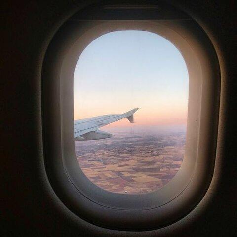 Primer cop en un avió
